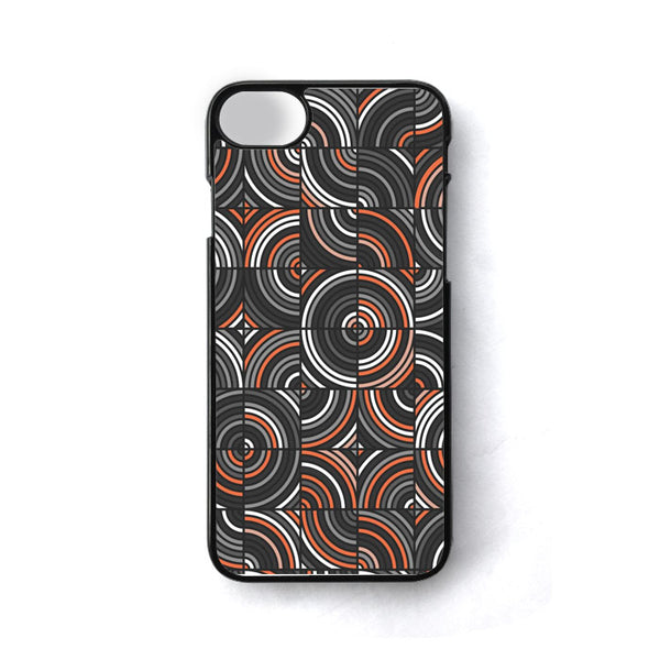 Abstract Quarter Of Circle iPhone 7 Case - Sixtyninecase