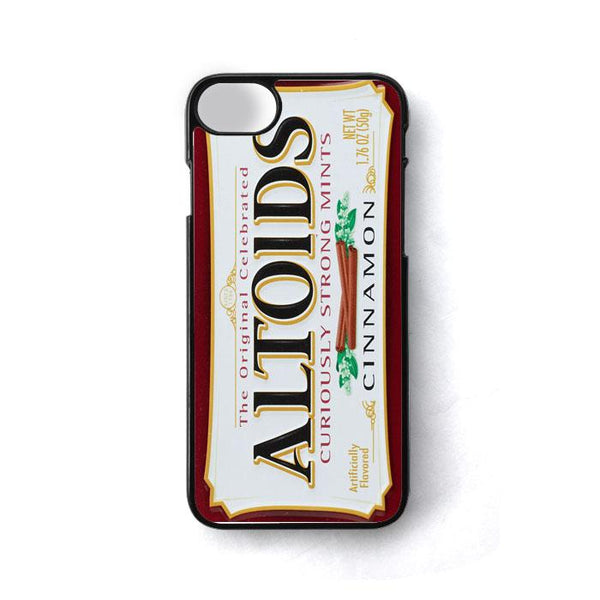 Red Altoids Cinnamon iPhone 8 Case - Sixtyninecase