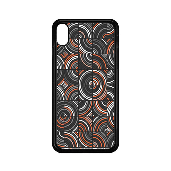 Abstract Quarter Of Circle iPhone XS Max Case - Sixtyninecase