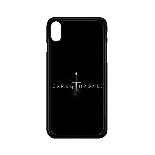 Game Of Thrones Logo iPhone XS Case - Sixtyninecase