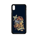 Game Of Thrones Monster Logo Clan iPhone XS Case - Sixtyninecase