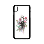 Ghibli Studio Spirited Away And Flower iPhone XS Case - Sixtyninecase