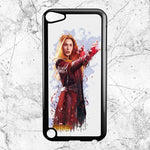 Scarlet Witch Avenger Infinity War iPod 5 Case