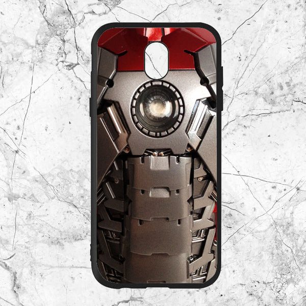Iron Man Body Mark V Samsung Galaxy J7 2017 EURO Version Case