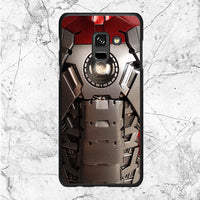 Iron Man Body Mark V Samsung Galaxy A8 Plus 2018 Case