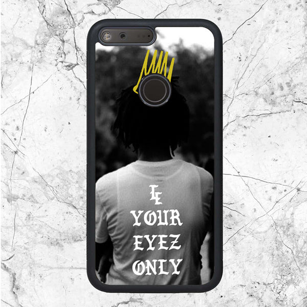 J Cole 4 Your Eyez Only Google Pixel Case | Sixtyninecase
