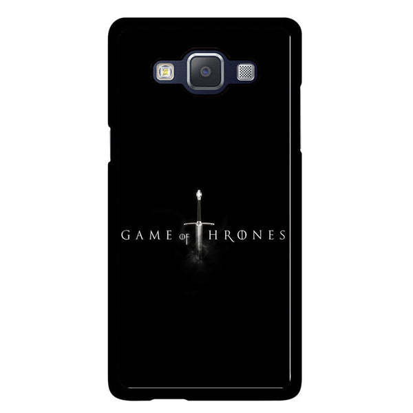 Game Of Thrones Logo Samsung Galaxy J3 2017 Case - Sixtyninecase