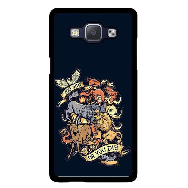 Game Of Thrones Monster Logo Clan Samsung Galaxy J3 2017 Case - Sixtyninecase