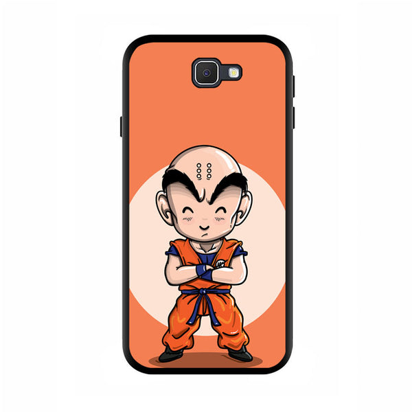 Dragonball Z Krillin Samsung Galaxy J5 Prime Case - Sixtyninecase