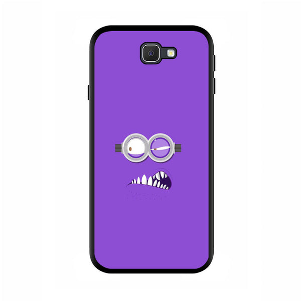 Evil Minion Face Samsung Galaxy J5 Prime Case - Sixtyninecase