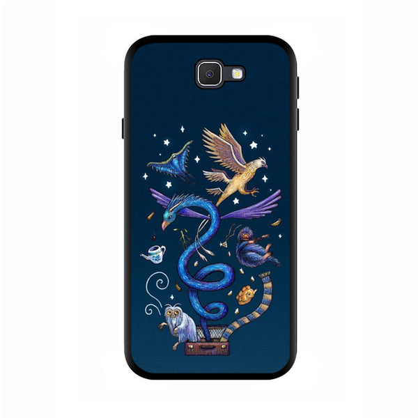 Fantastic Beast Movie Beast Art Samsung Galaxy J5 Prime Case - Sixtyninecase