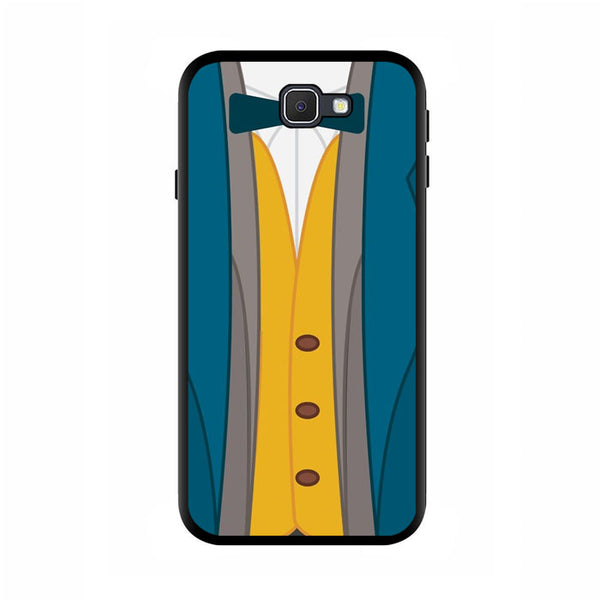 Fantastic Beast Movie Newt Schamender Style Samsung Galaxy J5 Prime Case - Sixtyninecase