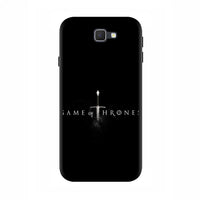 Game Of Thrones Logo Samsung Galaxy J5 Prime Case - Sixtyninecase
