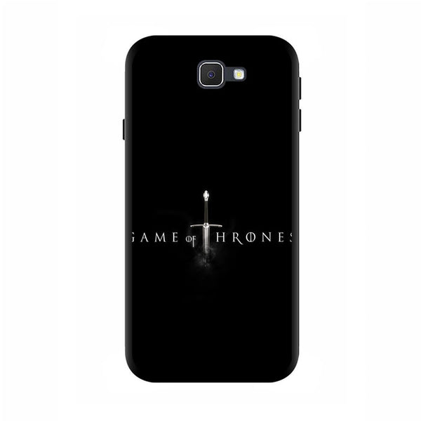 Game Of Thrones Logo Samsung Galaxy J5 2017 Case - Sixtyninecase