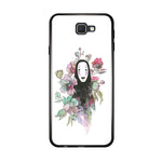 Ghibli Studio Spirited Away And Flower Samsung Galaxy J7 2016 Case - Sixtyninecase