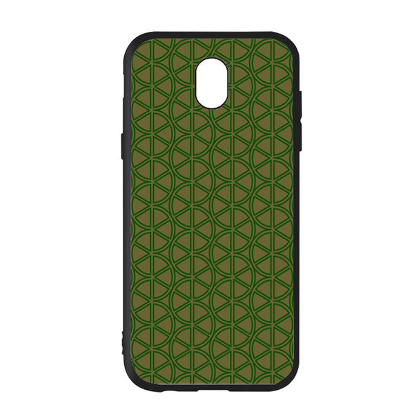 Abstract Green Lemon Samsung Galaxy J5 2017 EURO Version Case - Sixtyninecase