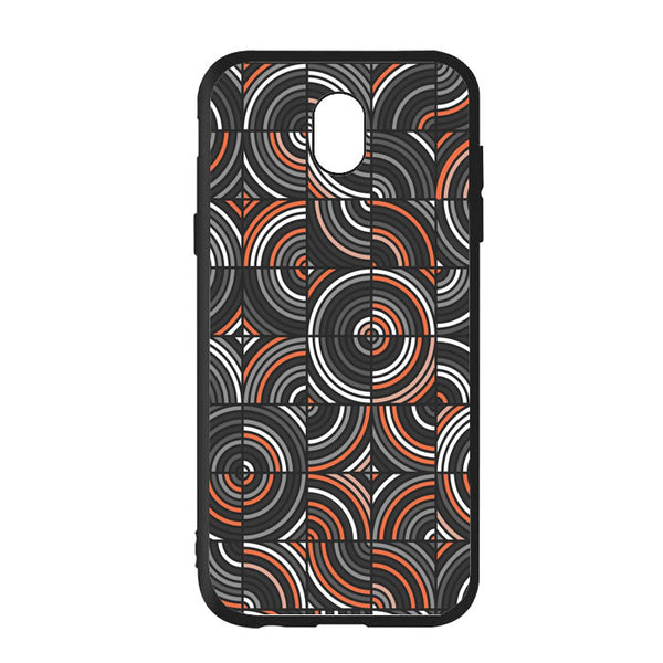 Abstract Quarter Of Circle Samsung Galaxy J5 2017 EURO Version Case - Sixtyninecase