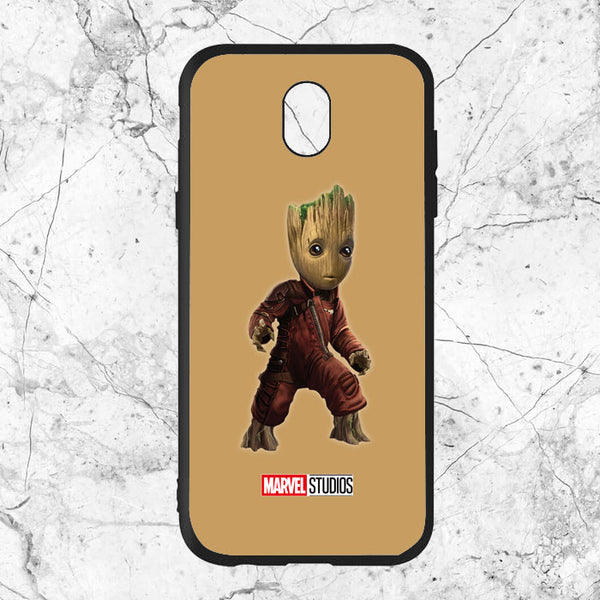 Amazing Baby Groot Samsung Galaxy J7 2017 EURO Version Case