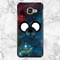 Jake Adventure Time Galaxy Samsung Galaxy A9 Pro Case