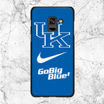 Kentucky Wildcats Blue Samsung Galaxy A6 2018 Case | Sixtyninecase