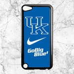 Kentucky Wildcats Blue iPod 5 Case | Sixtyninecase
