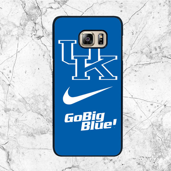 Kentucky Wildcats Blue Samsung Galaxy S6 Case | Sixtyninecase