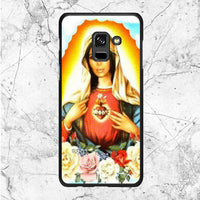 Kim Kardashian Virgin Mary Samsung Galaxy A8 2018 Case