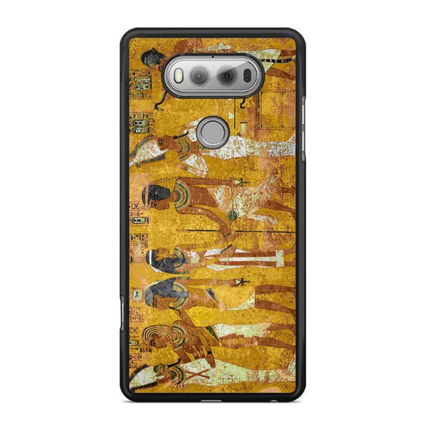 Egyptian Painting King Tut LG G6 Case - Sixtyninecase