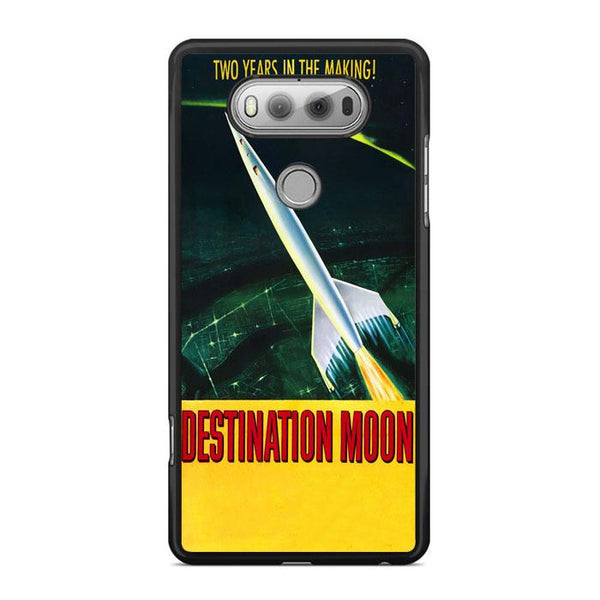 Vintage Lunar Space Poster LG G5 Case - Sixtyninecase