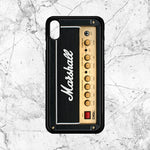 Marshall Amplifier iPhone XS Max Case