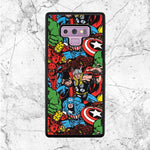 Marvel Super Hero Samsung Galaxy Note 9 Case | Sixtyninecase