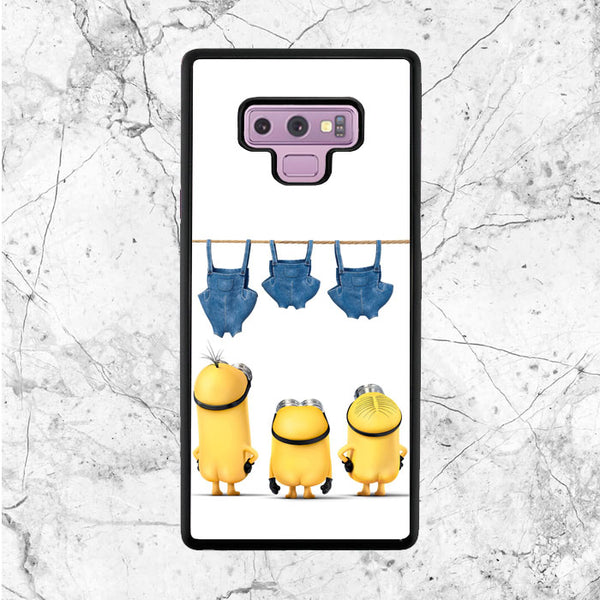 Naked Minion Samsung Galaxy Note 9 Case | Sixtyninecase