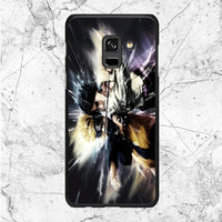 Naruto Vs Sasuke Samsung Galaxy A8 Plus 2018 Case
