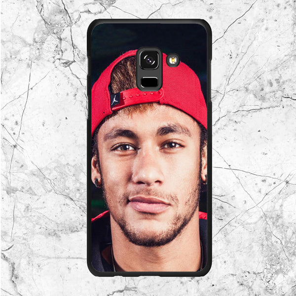 Neymar Photo Samsung Galaxy A8 Plus 2018 Case