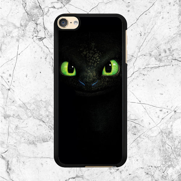 Night Fury Toothless Dragon iPod 6 Case