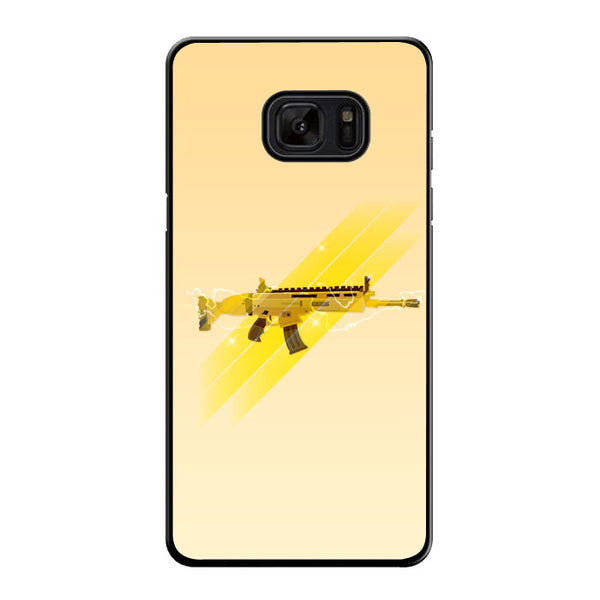 Fortnite Golden Scar Samsung Galaxy Note 7 Case - Sixtyninecase
