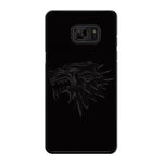 Game Of Thrones House Stark Clan Samsung Galaxy Note 7 Case - Sixtyninecase
