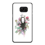 Ghibli Studio Spirited Away And Flower Samsung Galaxy Note 7 Case - Sixtyninecase