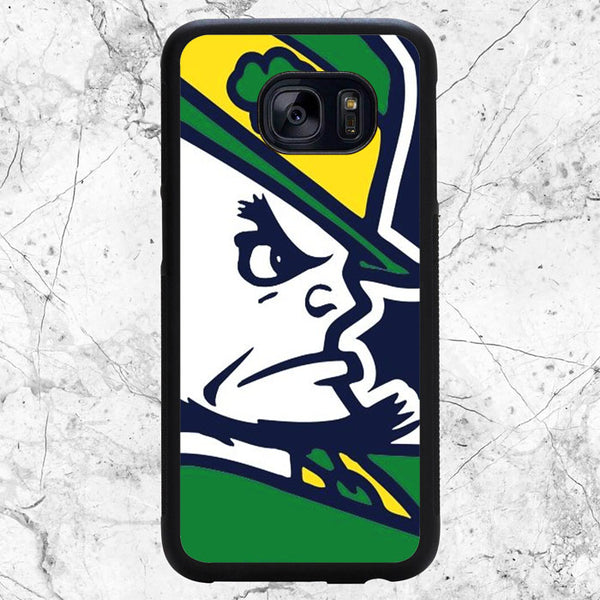 Notre Dame Fighting Irish Face Samsung Galaxy S7 Case | Sixtyninecase