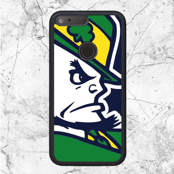 Notre Dame Fighting Irish Face Google Pixel XL Case | Sixtyninecase