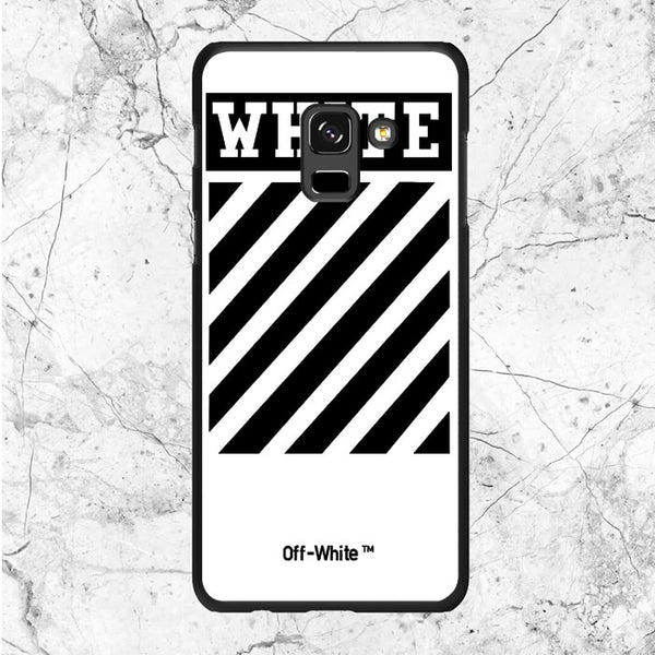 new style aa17b 5c819 Off White Flagship Samsung Galaxy A8 2018 Case