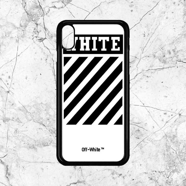 Off White Flagship iPhone XS Max Case