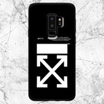 Off White Logo Samsung Galaxy S9 Plus Case
