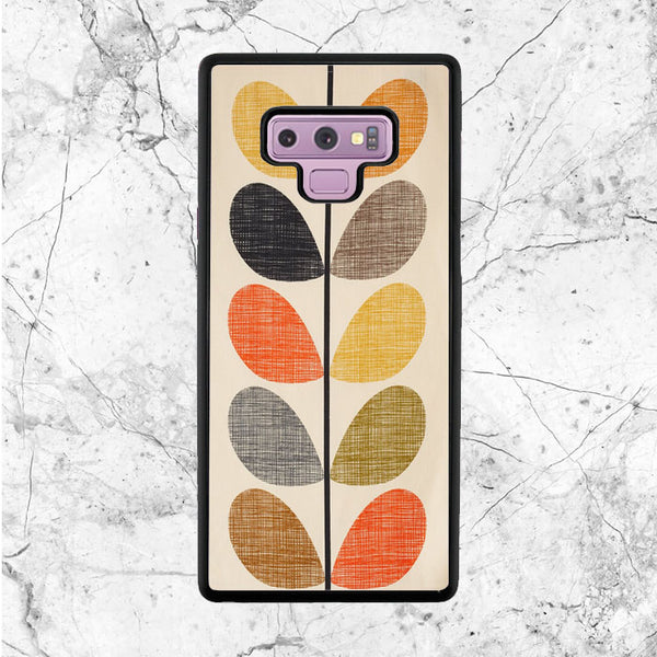 Orla Kiely Tea Towel Samsung Galaxy Note 9 Case | Sixtyninecase