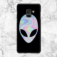 Out Of This World Holo Samsung Galaxy A8 Plus 2018 Case