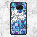 Panic At The Disco Flower Samsung Galaxy Note 7 Case | Sixtyninecase