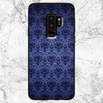 Pattern Wall Haunted Mansion Samsung Galaxy S9 Case