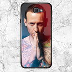 Petrusich Chester Bennington Samsung Galaxy J7 2016 Case