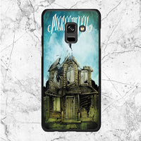 Pierce The Veil Collide With The Sky Samsung Galaxy A8 2018 Case