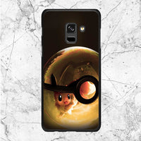 Pokemon In Ball Samsung Galaxy A8 Plus 2018 Case